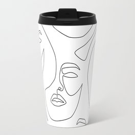 Her and Her Travel Mug