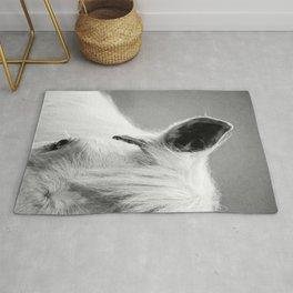 The White Horse Rug