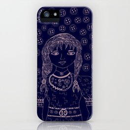 I have got nothing 'BUT TONS' of love for you. iPhone Case