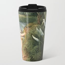 Cupid : New Illustration Of The Sexual System Travel Mug