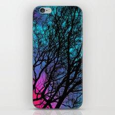Behind The ol' Crape Myrtle iPhone & iPod Skin