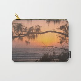Exotic Sunrise Carry-All Pouch