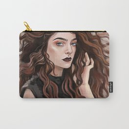 Pure Heroine vibes / Lorde Carry-All Pouch