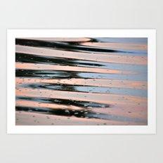 Rippled Waters || Art Print