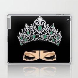 Queen Emerald Laptop & iPad Skin