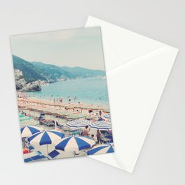 Monterosso al Mare, Cinque Terre, Italy Stationery Cards