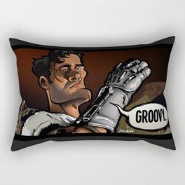 Groovy Rectangular Pillow
