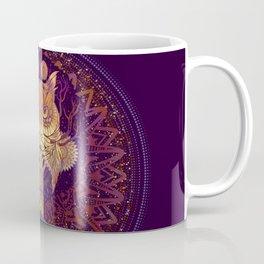 Owl Mandala Coffee Mug