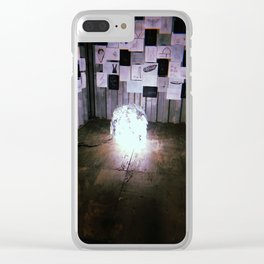 Blind Clear iPhone Case