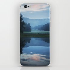 Sunset in the Great Smoky Mountains iPhone Skin