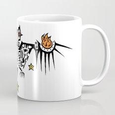 Fire Bat Mug