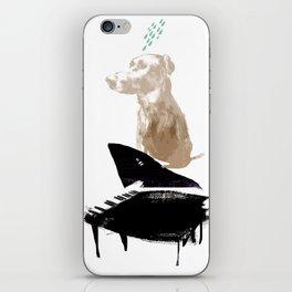 Chapi Chapo - Les Petites Musiques de Pluie  iPhone Skin
