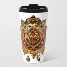 Keep Korma and Curry On Metal Travel Mug