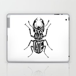 Typo Bug Laptop & iPad Skin