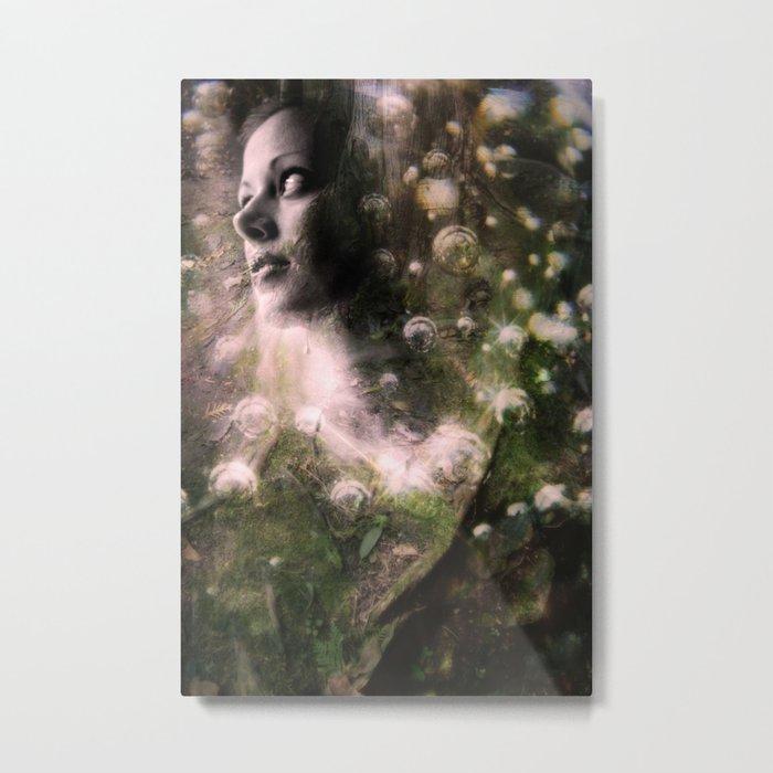 Beneath the Earth Metal Print