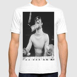 Stevie Wonder Canvas Poster Room Decoration T-shirt