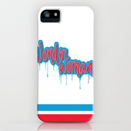 WW iPhone Case
