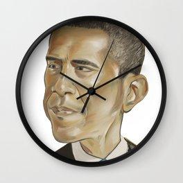 Barack Obama (US President) Wall Clock
