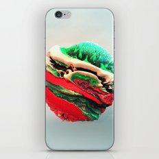 ACRYLIC BALL III // 3D ABSTRACT iPhone & iPod Skin