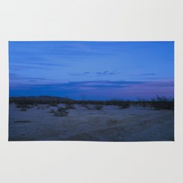 Anza Borrego Sunset Rug