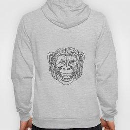 Humanzee Smiling Doodle Hoody