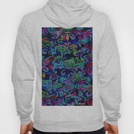 Dappled Pattern Hoody