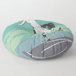 [ LET YOURSELF GO! ] The Vietnamese lady. Floor Pillow