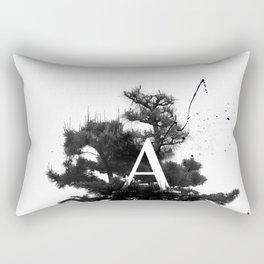 hisomu A. Rectangular Pillow