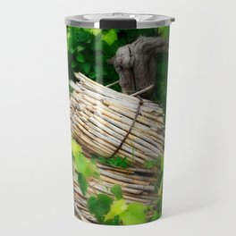 Grape vines Travel Mug