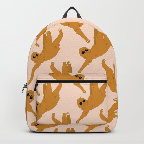 I love Sloths Backpack