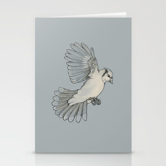 Dynamic Flight Stationery Cards