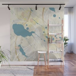 Abstract 16 Wall Mural