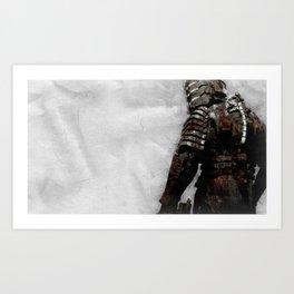 Dead Space 4 Art Print