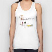 how to train your dragon Tank Tops featuring How to Train Your Dragon by tatiana-teni