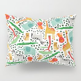 Wild animals 2 Pillow Sham