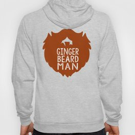 GINGER BEARD MAN Hoody
