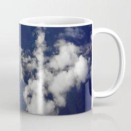 Flying over sea Coffee Mug