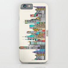 Memphis city Slim Case iPhone 6