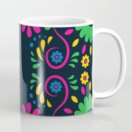Most 2020 Trending Elegant Abstract Floral Print Design Coffee Mug