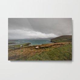 Beara Peninsula, Cork, Ireland Metal Print