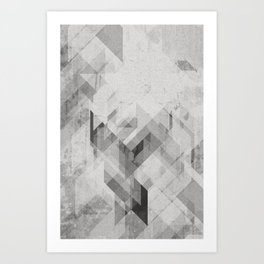 My Complicated Love Art Print