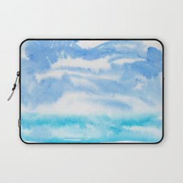 Wild Blue Yonder Laptop Sleeve