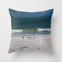 Songs for Scoundrels Throw Pillow