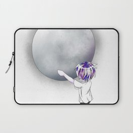 The Child and The Moon Laptop Sleeve