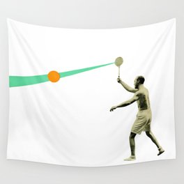 Serve Wall Tapestry