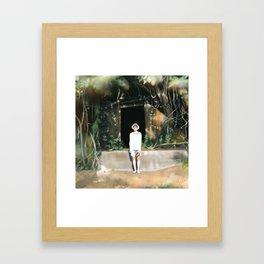 A Little Bit of Sunshine Framed Art Print