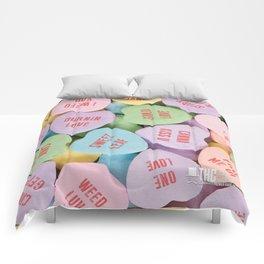 THC Valentine Comforters
