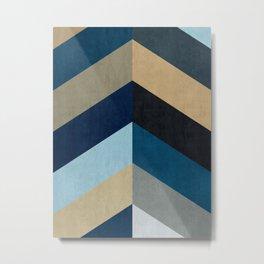 Triangular composition XX Metal Print