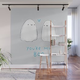 Spooky Love Wall Mural