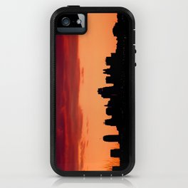 Kansas City Missouri Skyline at Sunset iPhone Case